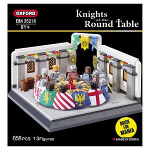 Here s my top 10 wish list what s yours - Knights of the round table lego ...